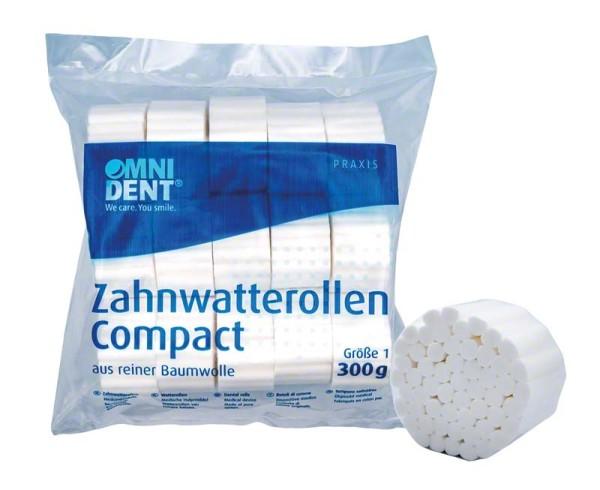 Zahnwatterollen Compact