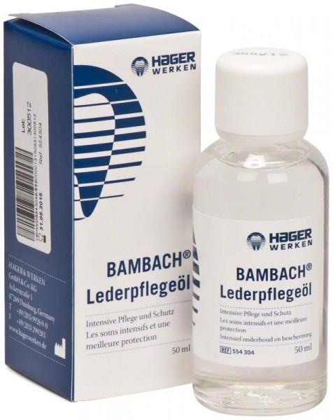 BAMBACH® Lederpflegeöl