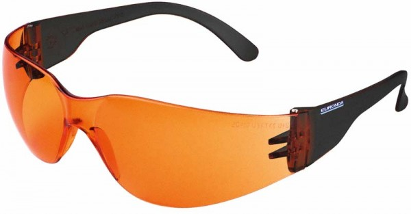 Monoart® Schutzbrille Kinder Orange