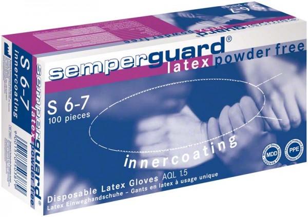 semperguard® latex puderfrei IC