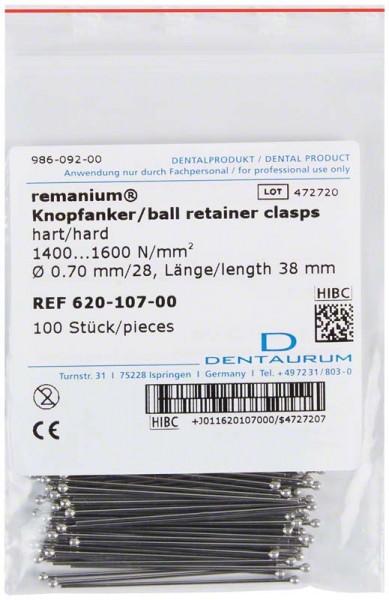 remanium® Knopfanker